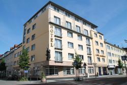 Hotel Zum Riesen, Heumarkt 8, 63450, Hanau am Main