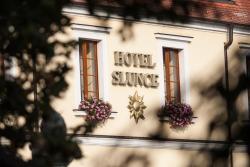 Hotel Slunce, Masarykovo nám. 155, 68601, Uherské Hradiště