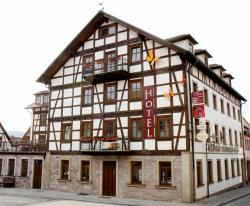 Hotel Deutsches Haus, Kissinger Str. 24, 97762, Hammelburg