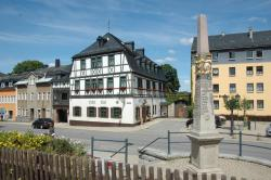 Hotel Roß, Markt 1, 08297, Zwönitz