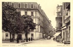 Hôtel du Midi, 17 place des Cordeliers, 07100, Annonay