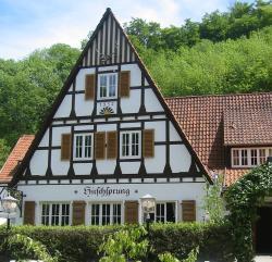 Landhaus Hirschsprung, Paderborner Strasse 212, 32760, Detmold