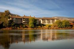 Riverland Inn & Suites, 1530 River Street, V2C 1Y9, Kamloops