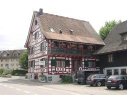 Hotel Restaurant Pizzeria Rotes Haus, Seestrasse 10, 8597, Münsterlingen