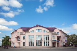 Hotel Gostynniy Dvir, Ya. Kondry Street 1, 48702, Borshchiv