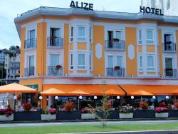 Inter-Hotel Alizé, 2 Avenue Jean Léger, 74500, Évian-les-Bains