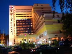 Le Grande Plaza Hotel, Uzbekiston Ovozi Street 2, 100031, Taszkient