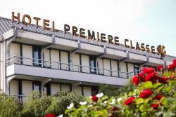 Première Classe Montluçon Saint Victor, 9 Rue du Commerce - ZA Au Pont des Nautes - RN 144, 03410, Saint-Victor