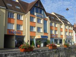Hôtel Sanotel, 21 Quai de Sully, 45500, Gien