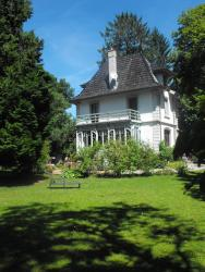 Chambres d'Hôtes la Maison de Juliette, 8 rue des Combes Saint Germain, 25700, Valentigney