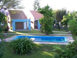 Cabañas y Hotel Ebemys, Santa Fe 1267, 5449, San Agustín de Valle Fértil