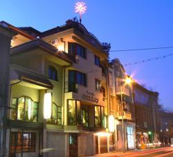 Hotel Cosmos, 18 Saedinenie Str, 4230, Asenovgrad