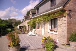 Maison d'hôtes du Domaine de Coët Bihan, Lieu-dit Coët Bihan - Route de Rudevent, 56250, Monterblanc