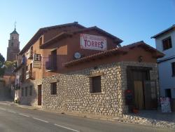 Hotel Torres de Albarracin, Carretera comarcal, 10, 44111, Torres de Albarracín