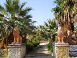 The Two Lions Ecolodge, Quaroun Lake, Tunis Village,, 'Izbat an Nāmūs