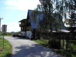 Koliba Belveder, Jiráskova 313, 38226, Horní Planá