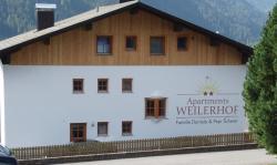 Gästehaus Weilerhof, Dorf 2, 9942, 上蒂利阿赫