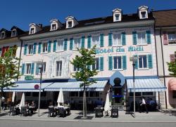 Hôtel du Midi, Place de la gare 10, 2800, Delémont