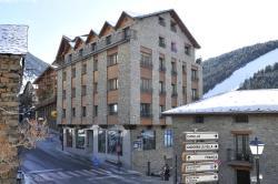 Apartaments Turistics Pirineu, Carretera General, s/n, AD100, Soldeu