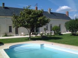 Le Clos de La Chapelle - Gîte Les Glycines, 2 rue Rochereaux, 37140, La Chapelle-sur-Loire