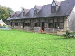 Chambres D'Hôtes Du Four à Pain, 66 route d'Etretat, 76790, Bordeaux-Saint-Clair