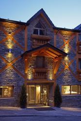 Hotel & Spa Xalet Bringue, Carretera General de Ordino, 3, AD300, Эл Серрат