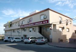 Hotel Costas, Carretera de Abanilla, 1, 30620, Fortuna