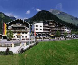 Alpenrose Wellnesshotel, Untergiblen 21, 6652, Elbigenalp