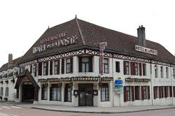 Hôtel Restaurant de la Poste, 1, rue Grillot, 21210, Saulieu