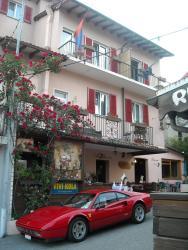 Al Boccalino Bed&Breakfast, Via Francesco Borromini 27, 6815, Melide