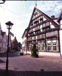 ADAC-Hotel-Garni Am Niederntor, Langer Steinweg 33, 32825, Blomberg