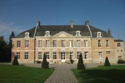 Château de Yaucourt Bussus, 23 rue Michel Legry, 80135, Yaucourt-Bussus