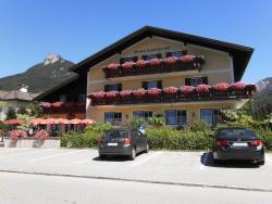 Pension Salzburger Hof, Dorfstraße 33, 5330, 湖滨福煦