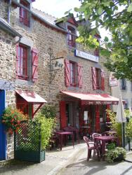 Hôtel Auberge du Château, 5 Rue du Cas Rouge, 35430, Châteauneuf-d'Ille-et-Vilaine