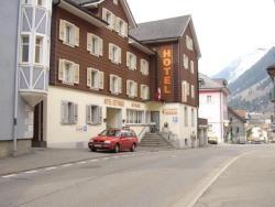 Hotel Gotthard, Gotthardstrasse, 6487, Göschenen