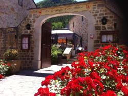La Grange Templière, Le Bourg, 12720, Peyreleau