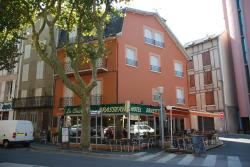Hotel Le Charleston, 2 Bd Denys Puech, 12000, Rodez