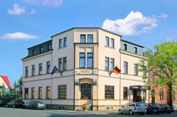 Hotel Wettin, Bahnhofstrasse 18a, 08233, Treuen