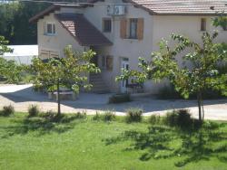 La Grange des Vosserts, 375 A Chemin Darmignon, 26600, Chantemerle-les-Blés
