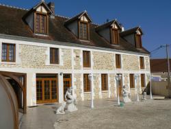 Le Manoir des Chapelles, 15 rue de l'Ancien Chateau - la Chapelle le haut, 89290, Venoy