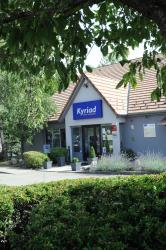 Kyriad Bellegarde - Genève, Avenue du Maréchal Leclerc, 01200, Bellegarde-sur-Valserine