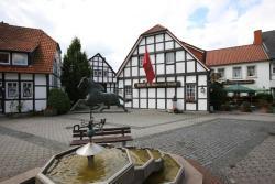 Hotel Altes Gasthaus Greve, Markt 1, 49509, Recke