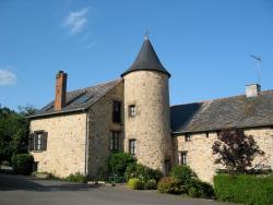 Chambres d'Hôtes de la Ferme Auberge de Mésauboin, Le Grand Mésauboin, 35133, Billé
