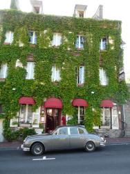 Hotel Henri IV, 16 rue du Havre, 76460, Saint-Valery-en-Caux