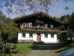 Ferienhaus Lemberger, Hüttweg 10 , 6373, Jochberg