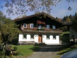 Ferienhaus Lemberger, Hüttweg 10 , 6373, Γιόχμπεργκ