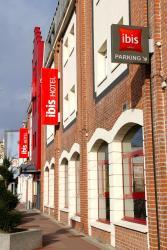 ibis Lille Lomme Centre, 576 avenue de Dunkerque, 59160, Lomme
