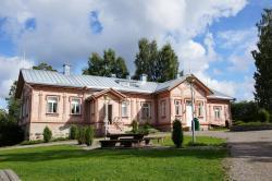 Savonlinnan Kristillinen Opisto - Wanha Pappila, Opistokatu 1, 57600, Savonlinna