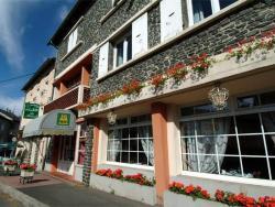 Hôtel Le Meygal, Le Bourg, 43260, Saint-Hostien