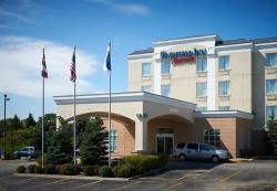Fairfield Inn Toronto Oakville, 2937 Sherwood Heights Drive, L6J 7L3, Oakville